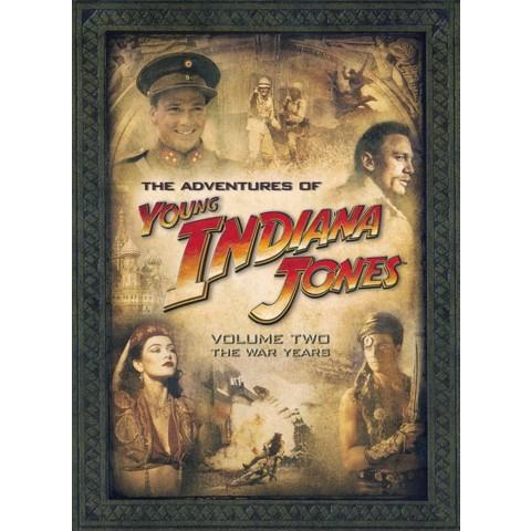 The Adventures of Young Indiana Jones, Vol. 2 (9 Discs)