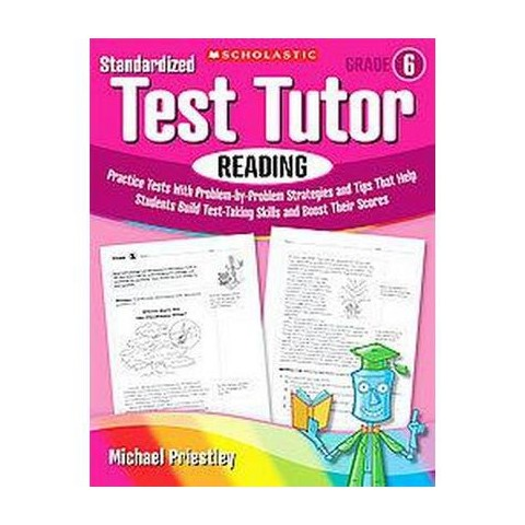 Standardized Test Tutor Reading (Paperback)