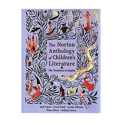 The Norton Anthology Of Children's Literature (Paperback)