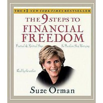 Nine Steps to Financial Freedom (Compact Disc)