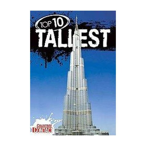 Top 10 Tallest ( Crabtree Contact) (Paperback)