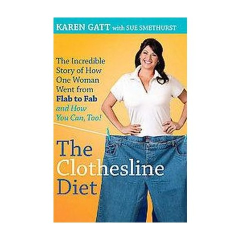 The Clothesline Diet (Original) (Paperback)