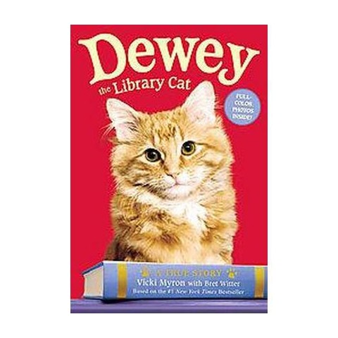 Dewey the Library Cat (Hardcover)