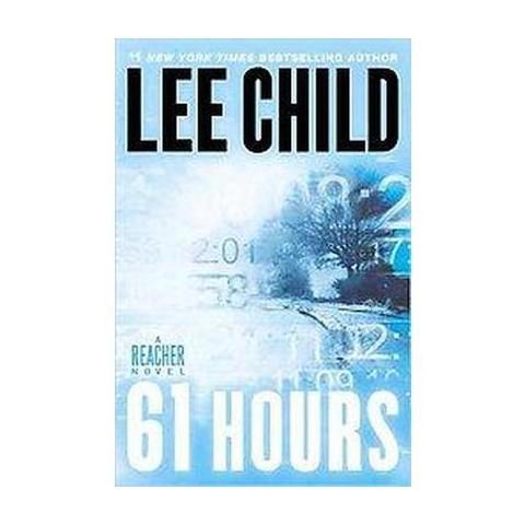 61 Hours (Large Print) (Paperback)