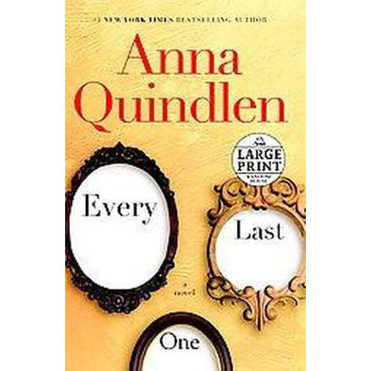 Every Last One (Large Print) (Paperback)