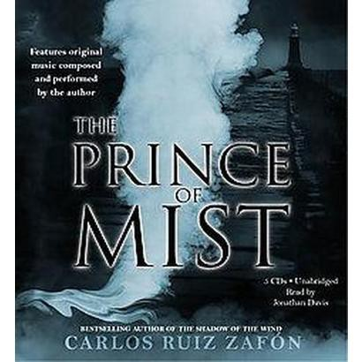 The Prince of Mist (Unabridged) (Compact Disc)