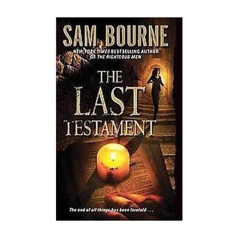 The Last Testament (Reprint) (Paperback)