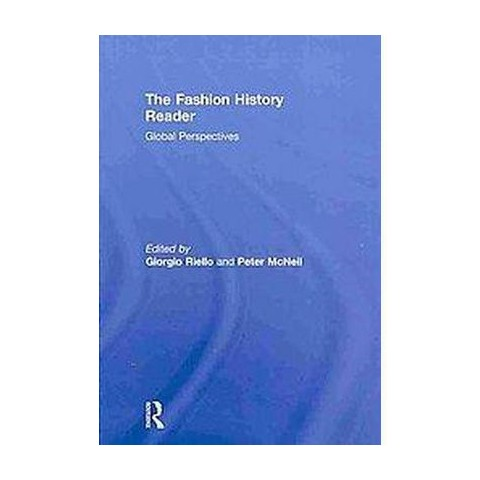 The Fashion History Reader (Hardcover)