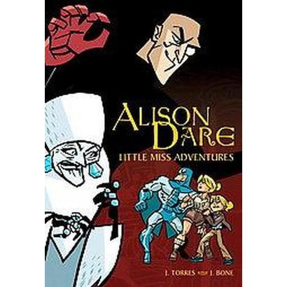 Alison Dare Little Miss Adventures (Paperback)