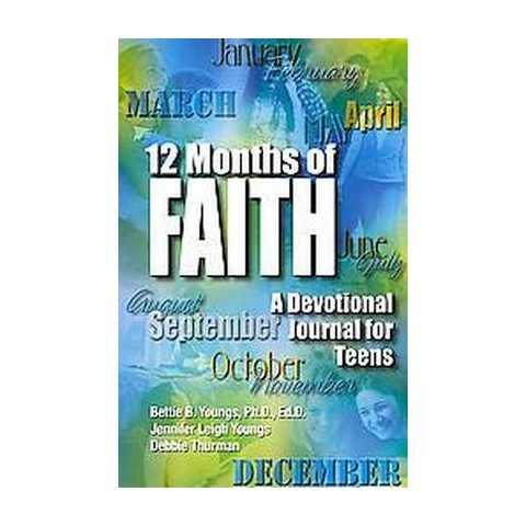 12 Months of Faith (Paperback)