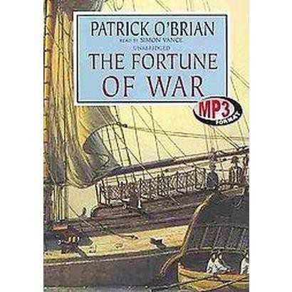 The Fortune of War (Unabridged) (Compact Disc)