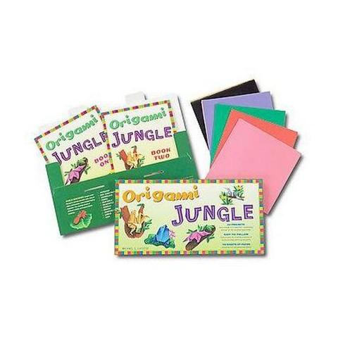 Origami Jungle (Hardcover)