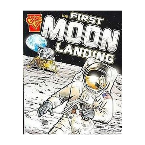 The First Moon Landing (Paperback)