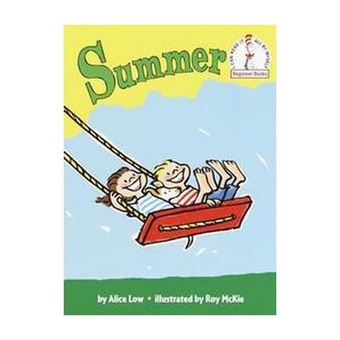 Summer ( Beginner Books(R).) (Hardcover)