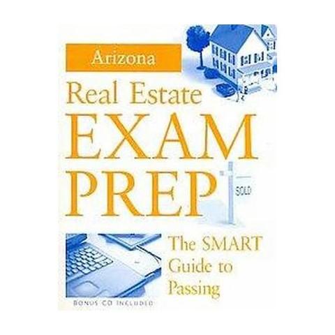 Arizona Real Estate Exam Prep (Mixed media product)