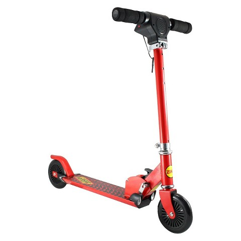 Hy-Pro Street Gliders' Bandit Scooter - Red