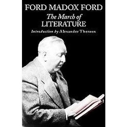 The March of Literature (Reprint) (Paperback)