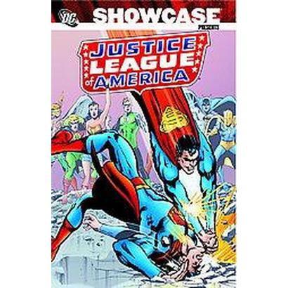 Showcase Presents Justice League of America (4) (Paperback)