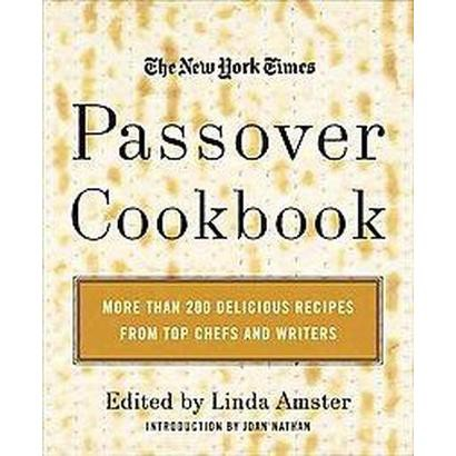 The New York Times Passover Cookbook (Hardcover)