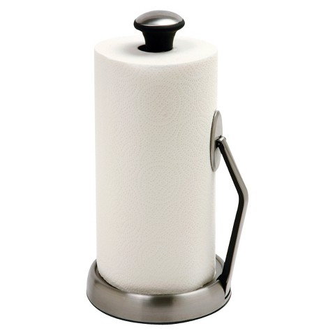 Norpro Stainless Steel Paper Towel Holder - Silver