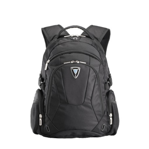 "Sumdex Full Speed Rain Bumper Backpack - Black (15.6"")"