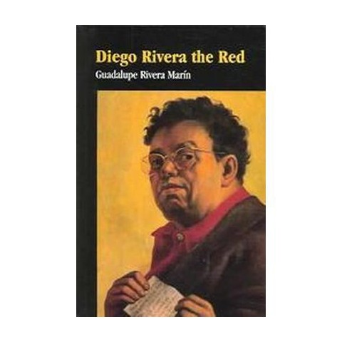 Diego Rivera The Red (Hardcover)
