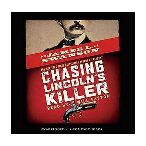 Chasing Lincoln's Killer (Compact Disc)