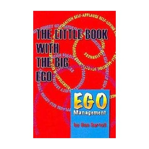 The Little Book with the Big Ego (Paperback)