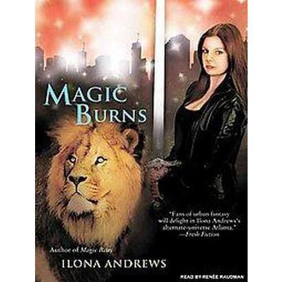 Magic Burns (Unabridged) (Compact Disc)