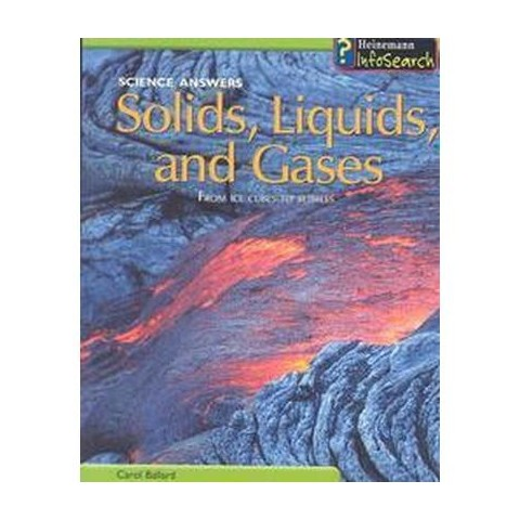 Solids, Liquids, and Gases (Paperback)