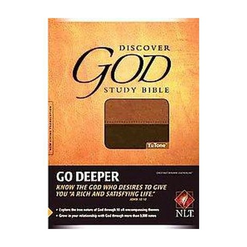 Discover God Study Bible (Paperback)