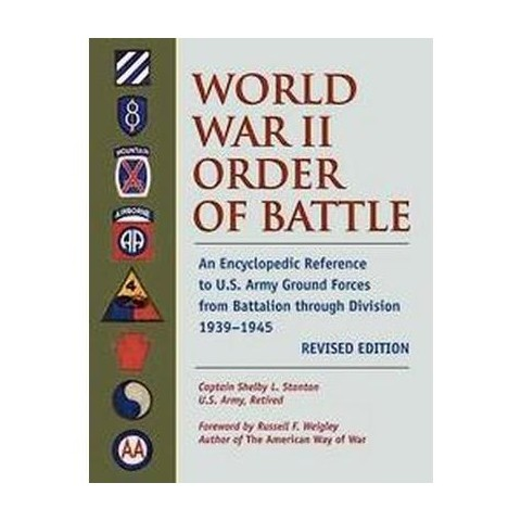 World War II Order of Battle U.S. Army (Revised / Updated) (Hardcover)