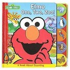 Elmo One, Two, Zoo! (Board)