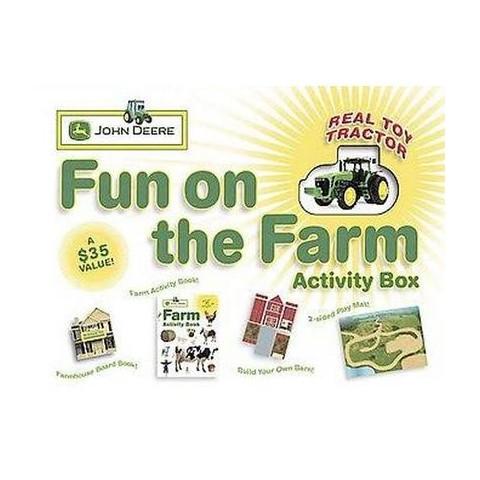 Fun on the Farm Activity Box (Hardcover)