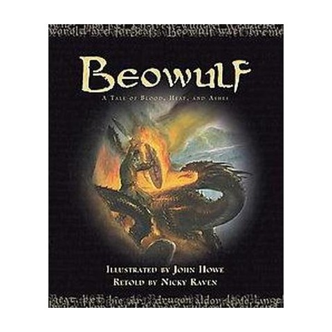 Beowulf (Illustrated) (Hardcover)