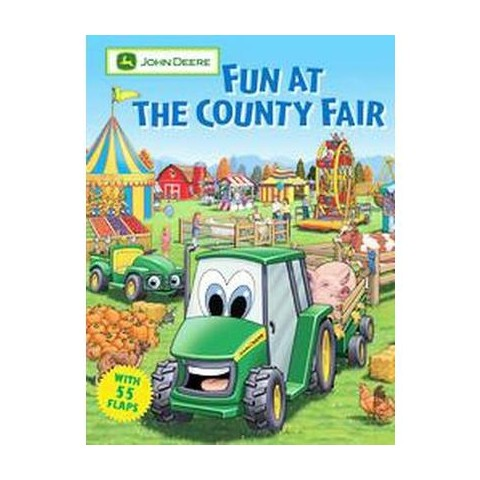 Fun at the County Fair (Hardcover)