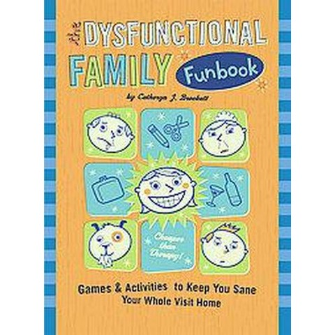 The Dysfunctional Family Funbook (Paperback)
