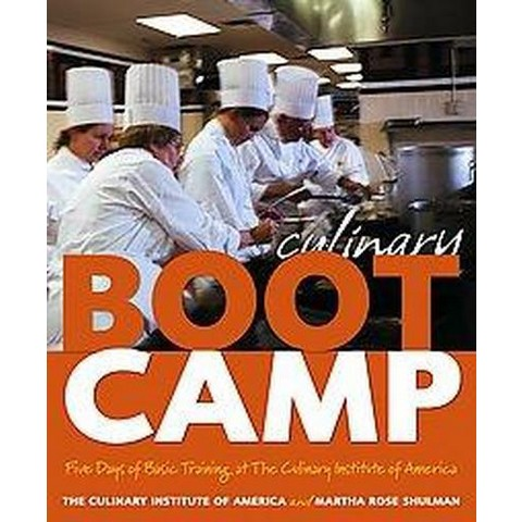 Culinary Boot Camp (Hardcover)