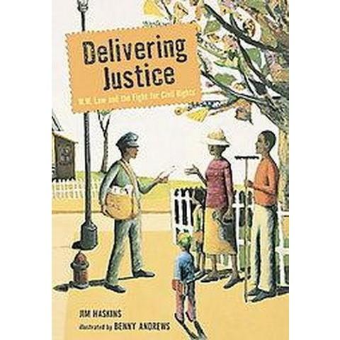 Delivering Justice (Hardcover)