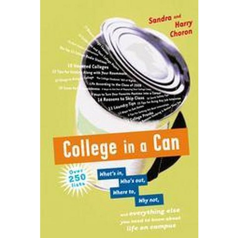 College in a Can (Paperback)