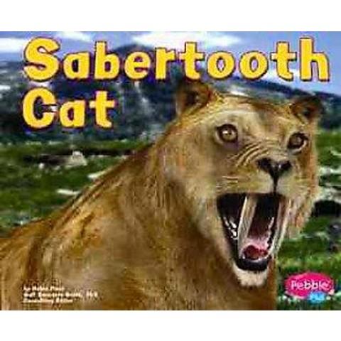 Sabertooth Cat (Hardcover)