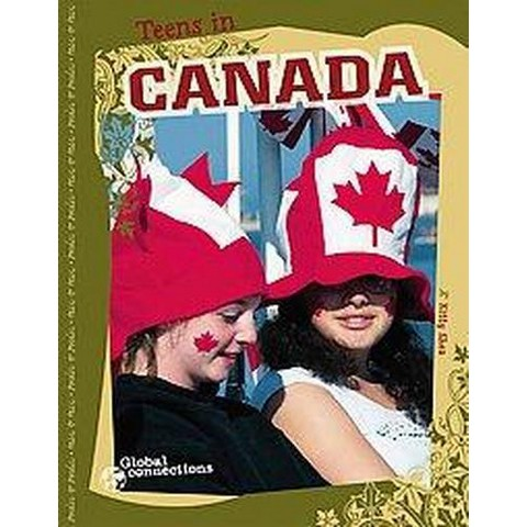Teens in Canada (Hardcover)