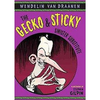 The Gecko and Sticky (Hardcover)