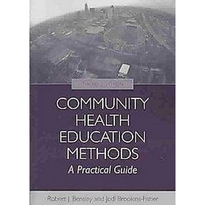 Community Health Education Methods (Paperback)