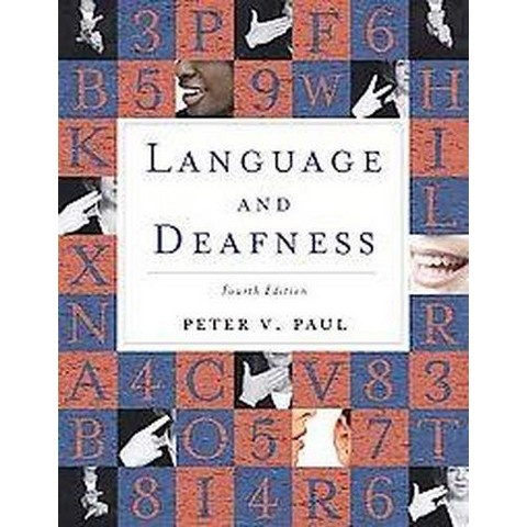 Language and Deafness (Paperback)