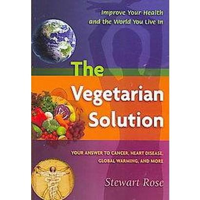 The Vegetarian Solution (Paperback)
