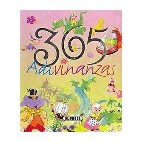 365 adivinanzas/ 365 Riddles (Paperback)