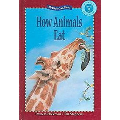 How Animals Eat (Hardcover)