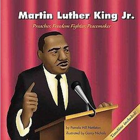 Martin Luther King, Jr. (Hardcover)