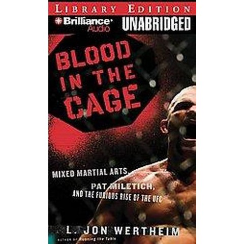 Blood in the Cage (Unabridged) (Compact Disc)